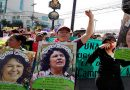 On the assassination of Berta Caceres and Nelson Garcia