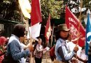 Protest Action of ILPS Indonesia and FPR in Front of the US Embassy