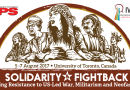 Solidarity and Fightback: Building Resistance to US-led War, Militarism and Neofascism